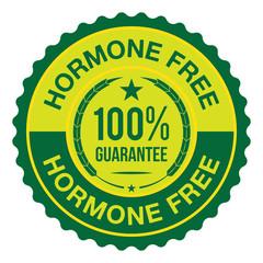 hormone free logo